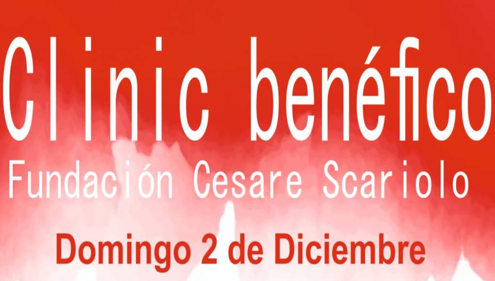 Experience Day, un clinic en beneficio de la Fundación Cesare Scariolo
