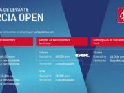 Horarios del streaming del Estrella de Levante Murcia Open 2018