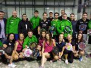 Doblete de PÁDEL & GYM LAS CAÑAS en el Campeonato Navarro por Equipos Absolutos de Clubes de Pádel de 4ª Categoría