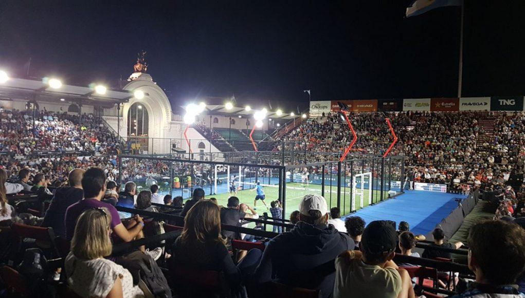 Imagen de World Padel Tour - Comienza el Buenos Aires Padel Master 2018