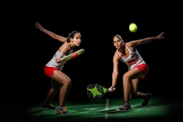 Mapi y Majo Sánchez Alayeto, jugadoras de StarVie