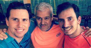 Paquito Navarro jugará junto a Juan Cruz Belluati el Master Final 2018