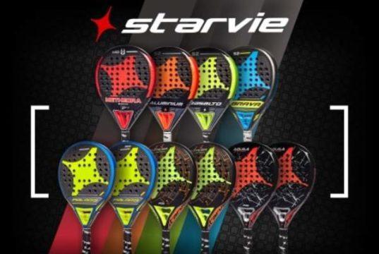 StarVie presenta su nueva colección de palas para 2019