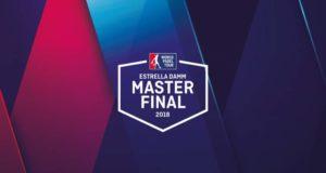 Llega el Estrella Damm Master Final 2018