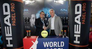 Las HEAD Padel Pro y HEAD Padel Pro S seguirán siendo las pelotas oficiales de World Padel Tour