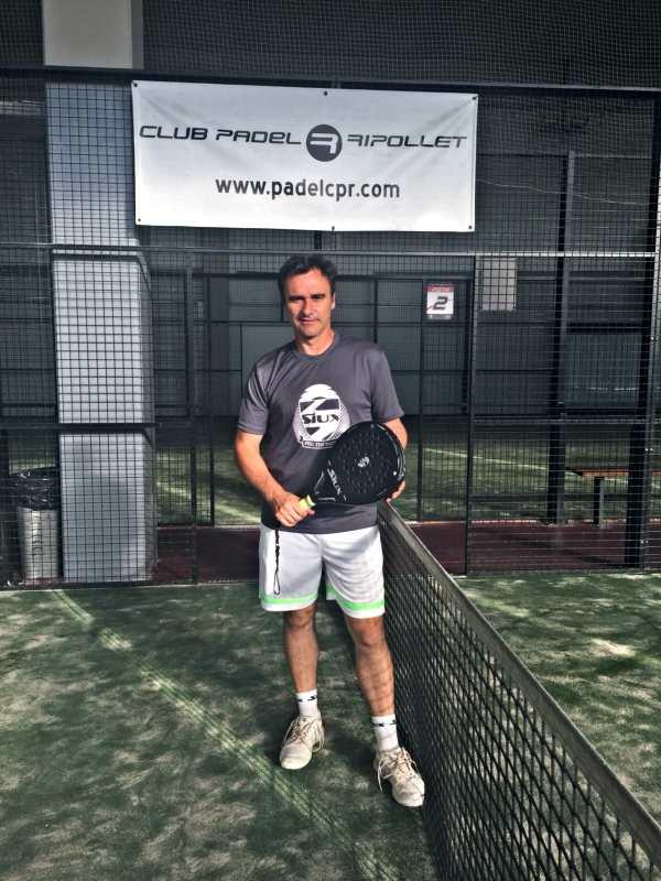 Siux ficha al ex tenista Alberto Berasategui como nuevo embajador