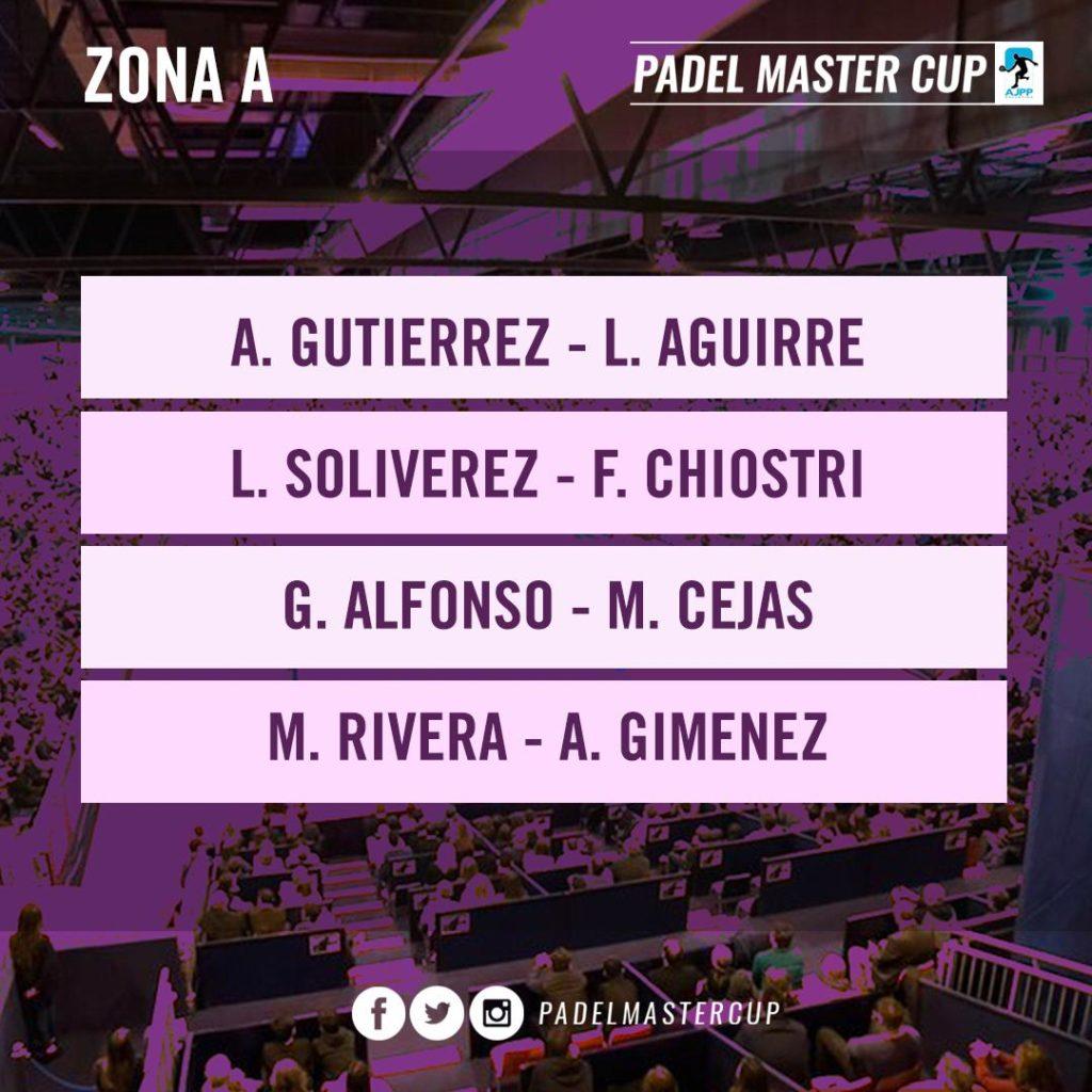 Los mejores jugadores de la AJPP se dan cita en el Master Final