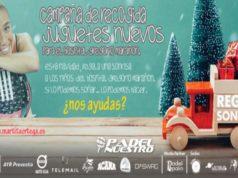"""Padel Nuestro se une a la campaña """"Regala Sonrisas"""", de Marta Ortega, para recoger juguetes para niños hospitalizados"""