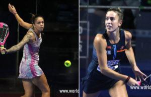 Victoria Iglesias y Alba Galán nueva pareja para la temporada 2019