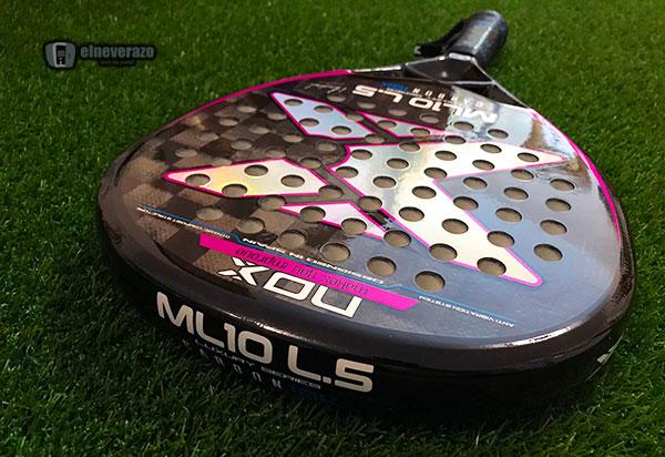 NOX ML10 Luxury L.5 Carbon 18K by Miguel Lamperti