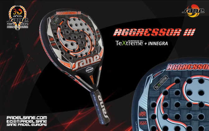 SANE Aggressor III