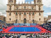 Jaén seguirá siendo sede del circuito World Padel Tour cuatro años más