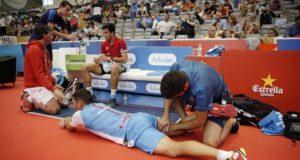 Previniendo las lesiones en el pádel