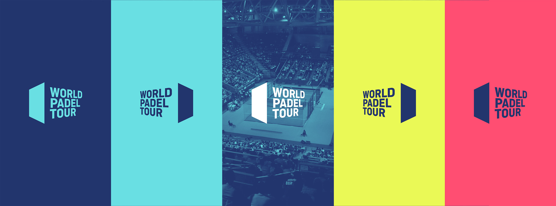 Nuevo logo de World Padel Tour
