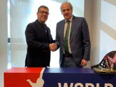 NOX se convierte en la nueva pala oficial de World Padel Tour