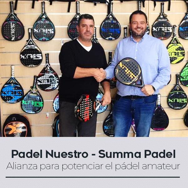 Grupo Padel Nuestro se ha convertido en el patrocinador principal del circuito de pádel Guinot Prunera de Cataluña, el ciclo de pruebas con mayor tirón entre los jugadores de nivel amateur en esa Comunidad Autónoma.