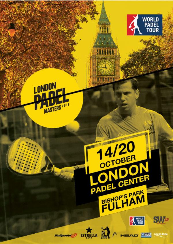 London Padel Masters 2019