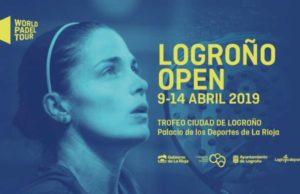 Ya a la venta las entradas para el Logroño Open 2019