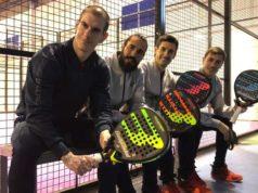 CSM Padel Sueca y Bullpadel, juntos a por el Record Guinness de Pádel
