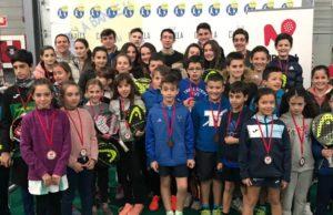 Finalizó la primera jornada de los JUEGOS DEPORTIVOS DE NAVARRA de pádel de menores