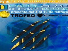 En directo las finales del Circuito Oro 24* Padel Club Alicante Indoor
