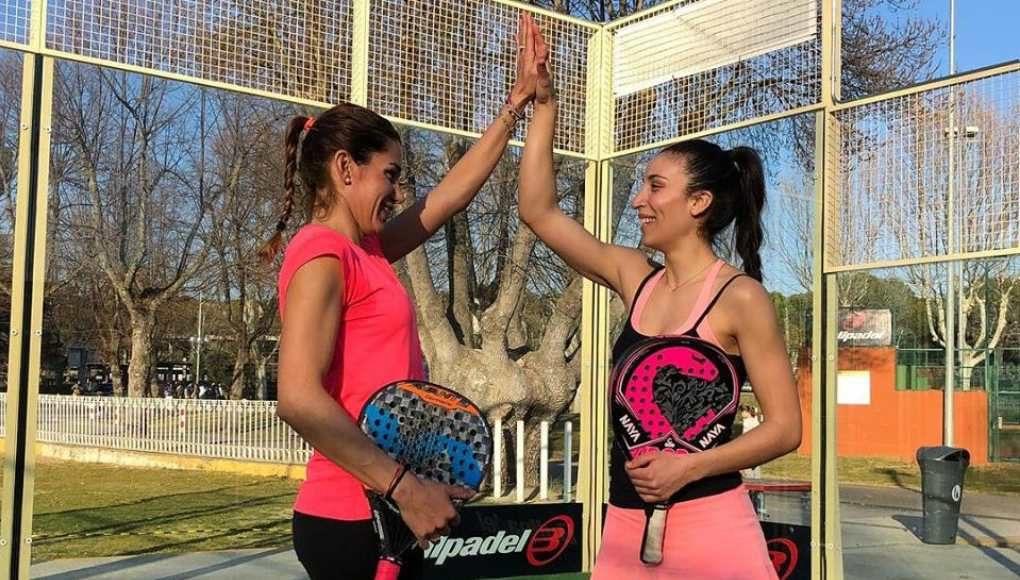 Lorena Alonso y Verónica Virseda jugarán juntas esta temporada