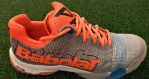 Analizamos las zapatillas Babolat Jet Premura