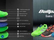 Bullpadel amplía su colección de calzado para el 2019