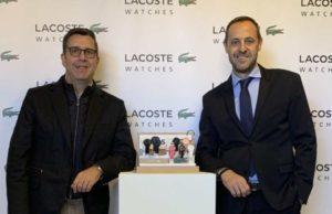Lacoste Watches se convierte en el reloj oficial del World Padel Tour