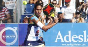 Mapi Sánchez Alayeto pasará por el quirófano debido a una lesión en su hombro derecho