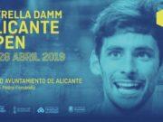 Ya a la venta las entradas para el Estrella Damm Alicante Open 2019