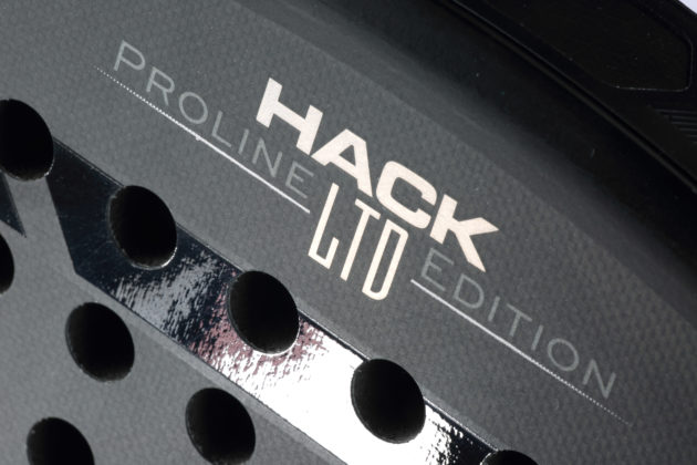 HACK LTD EDITION