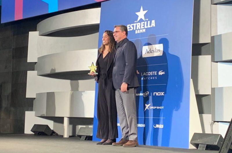 Gala World Padel Tour - Bea González jugadora revelación