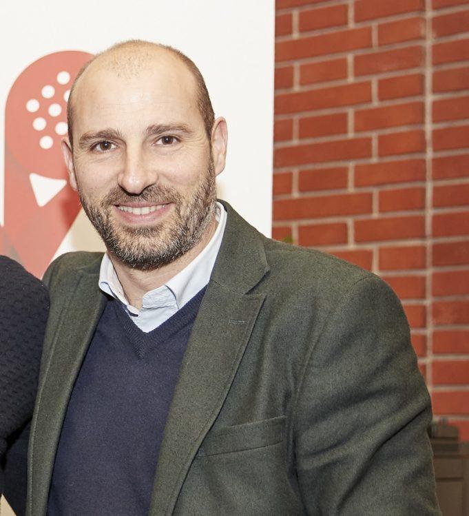 Juan Pablo Pereyra pone fina su mandato tras 17 años en el cargo de Presidente de la federación Navarra de Pádel