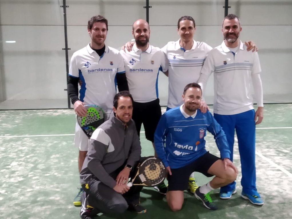 Campeonato Ribera de Navarra por Equipos Absoluto de Pádel 2019