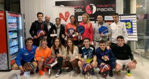 Este fin de semana se celebraron los Campeonatos Navarros sub23 y Veteranos por parejas