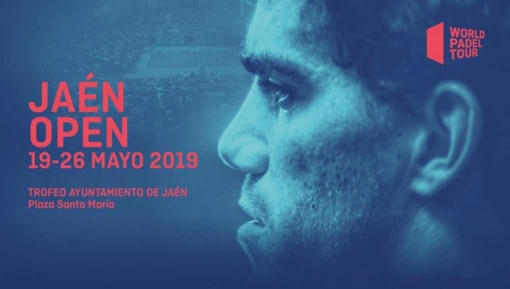 Ya a la venta las entradas para el World Padel Tour Jaén Open 2019