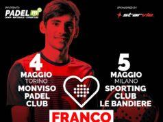 Arranca la segunda edición del Cardio Padel Tour 2019 junto a Franco Stupaczuk