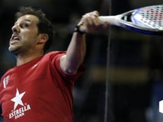 Juan Martín Díaz se perderá el Estrella Damm Alicante Open 2019 por lesión