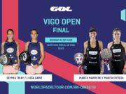 En directo las finales del World Padel Tour Vigo Open 2019
