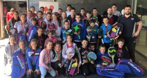 Finaliza la 3ª Prueba del Circuito Navarro de Menores 2019 con la participación de 110 jugadores y jugadoras