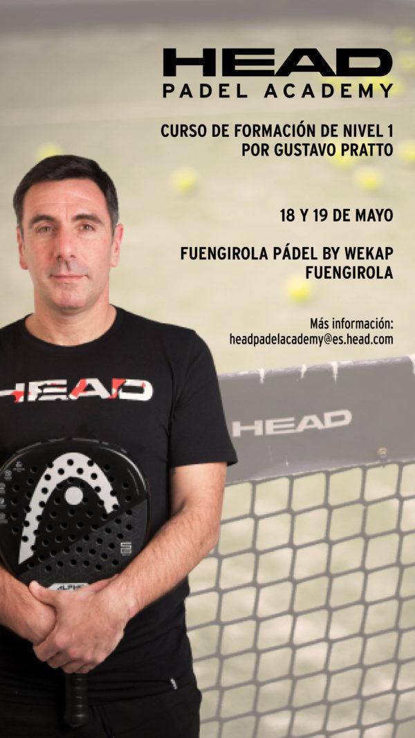 La HEAD Padel Academy se trasladará a Fuengirola para impartir su segundo curso de reciclaje para entrenadores