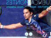 En juego la fase previa del Alisea Ledus Jaén Open 2019