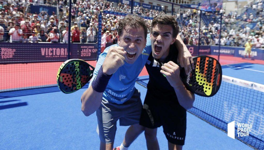 Campeones del Jaén Open