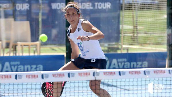 Cuadro final del Jaén Open