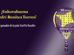 Y el ganador de la pala StarVie Basalto es...