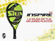 Siux lanza la Siux Inspire 3.0, con un diseño y materiales renovados