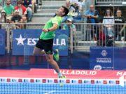 Definidos los cuartos de final del Valladolid Master