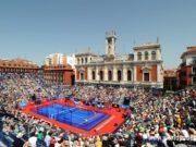 Cuadros y horarios del World Padel Tour Valladolid Master 2019