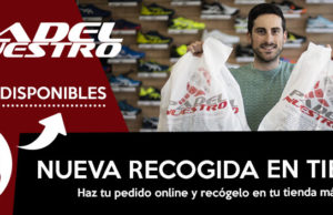 Padel Nuestro aumenta el número de tiendas donde se pueden recoger los pedidos realizados en el eCommerce